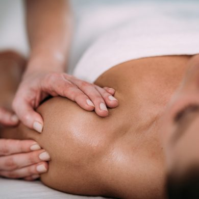 Shoulder Sports Massage Therapy